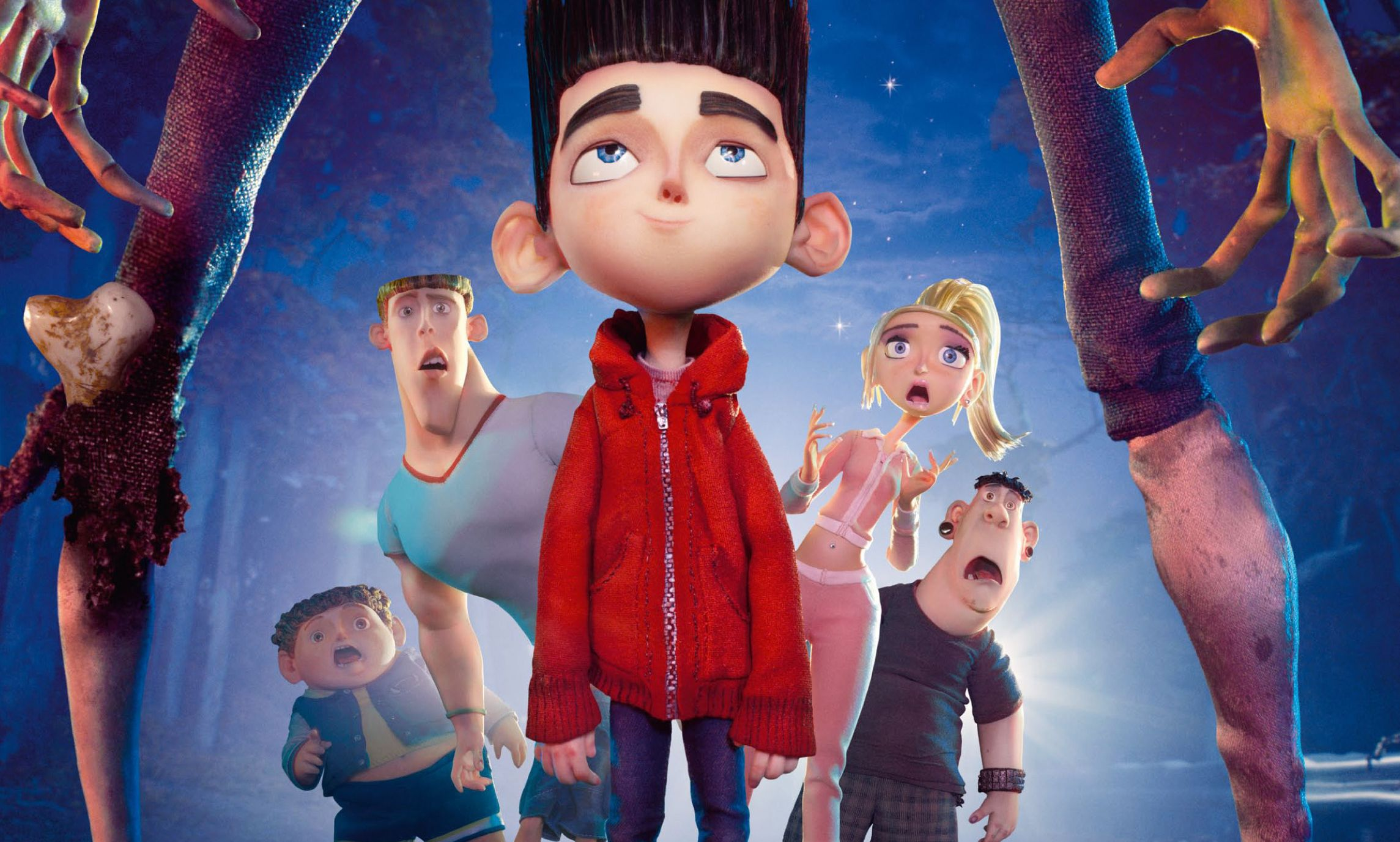 paranorman liggend