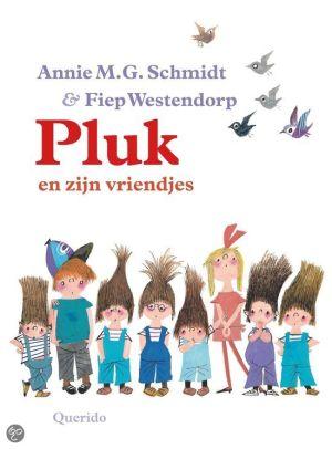 prentenboek over Pluk van de Petteflet van querido kinderboeken