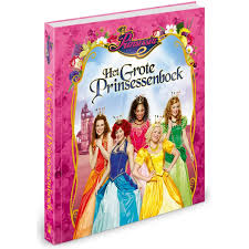 prinsessenboek