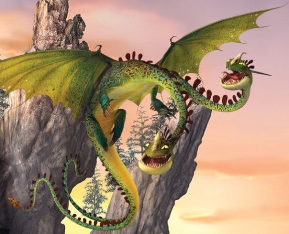 how to train a dragon