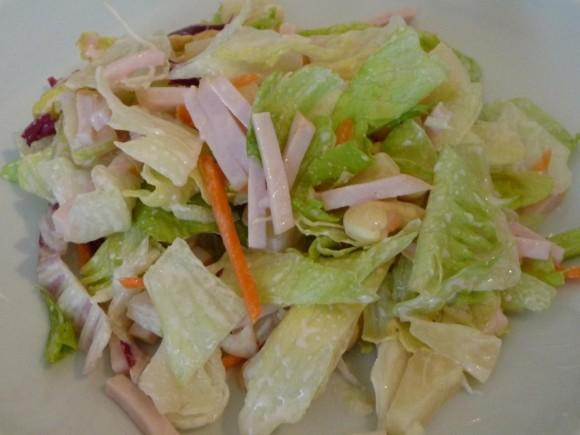 salade-met-gerookte-kip
