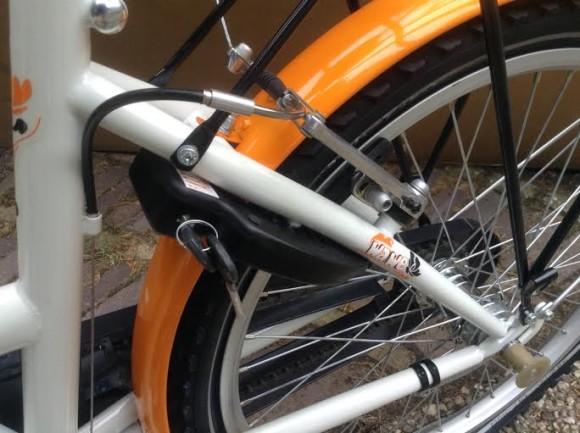 slot-fiets
