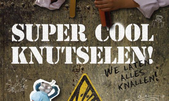 Vaak Extreem knutselen met water en vuur: Super Cool dus &NG61