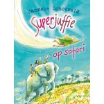 superjuffie op safari - cover