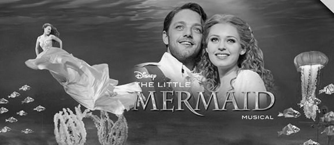 The Little Mermaid Musical Trotsemoeders Magazine Voor Moeders