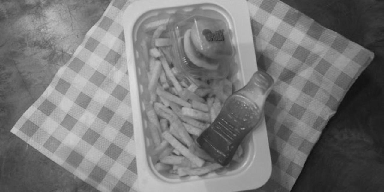 Traktatie Happy Meal Met Oa Chips Is Leuk Uitdelen