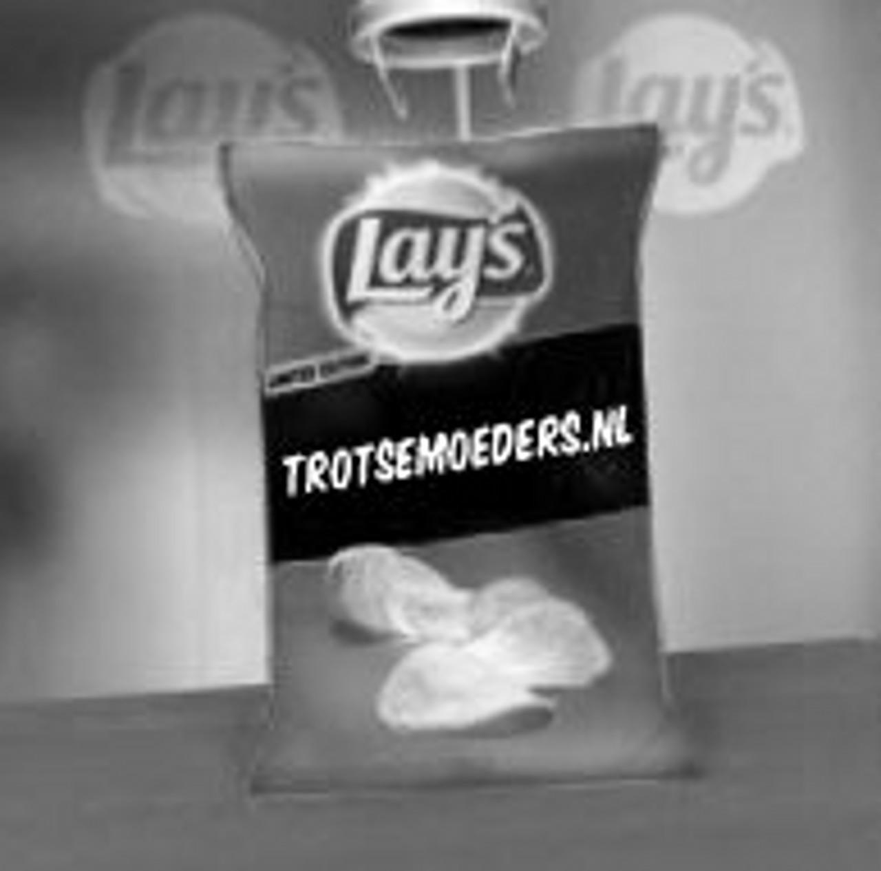 bedenk je eigen smaak chips