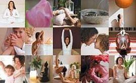 yoga voor moeders