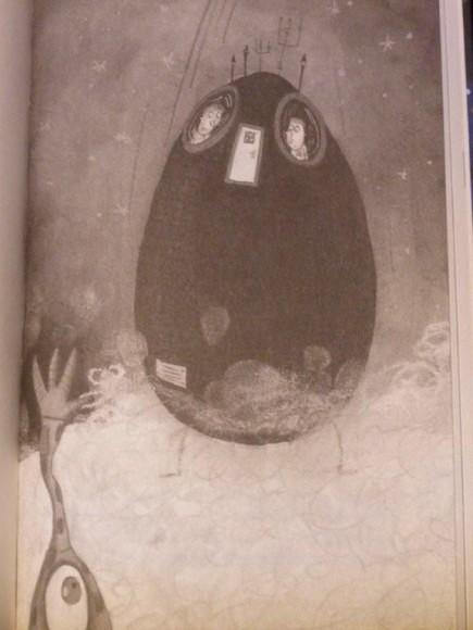 zwarte ei